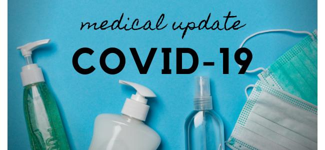 Covid medical update